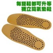 【足亦歡】獨立筒氣墊式鞋墊 (男用)